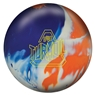 DV8 Turmoil Solid Bowling Ball- Blue/White/Orange