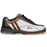 Hammer Womens Vixen Wide Bowling Shoes- White/Black/Orange
