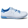 KR Strikeforce Youth Girls Gem Bowling Shoes- White/Blue