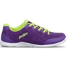 KR Strikeforce Womens Lace Bowling Shoes- Purple/Yellow