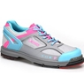Dexter Womens SST The 9 Bowling Shoes- Grey/Blue/Pink