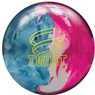 Brunswick Twist Reactive PRE-DRILLED Bowling Ball- Sky Blue/Pink/Snow