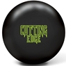 Brunswick Cutting Edge Solid PRE-DRILLED Bowling Ball- Black