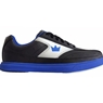 Brunswick Mens Renegade Bowling Shoes - Black/Royal
