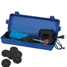 Powerhouse Cordless Bevel Sander Kit with 7 Sanding Discs