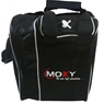 Moxy Strike Single Tote Bowling Bag- Black