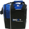 Moxy Strike Single Tote Bowling Bag- Royal/Black