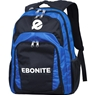 Ebonite Backpack- Black/Royal