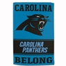 "Carolina Panthers Sublimated Cotton Towel - 16"" x 25"""