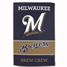 "Milwaukee Brewers Sublimated Cotton Towel- 16"" x 25"""