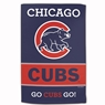 "Chicago Cubs Sublimated Cotton Towel- 16"" x 25"""