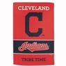 "Cleveland Indians Sublimated Cotton Towel- 16"" x 25"""