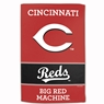 "Cincinnati Reds Sublimated Cotton Towel- 16"" x 25"""