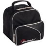 900 Global Add-a-Bag Single Tote Bowling Bag- Black/Silver/Red