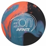 900 Global EON Infinite Bowling Ball- Orange/Black/Amethyst