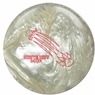 900 Global White Hot Badger Bowling Ball- White/Pearl