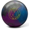 DV8 Notorious Bowling Ball- Black/Purple/Blue