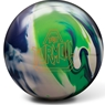 DV8 Turmoil Hybrid Bowling Ball- Blue/White/Green