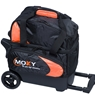 Moxy Duckpin Deluxe Roller Bowling Bag- Orange/Black