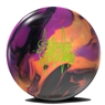 Storm Super Soniq Bowling Ball- Purple Solid/Black Orange Pearl