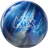 Storm Mix PRE-DRILLED Bowling Ball- Blue/Silver