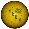 "Candlepin EPCO Neon Speckled Bowling Ball 4.5""- Yellow"