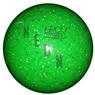 "Candlepin EPCO Neon Speckled Bowling Ball 4.5""- Green"