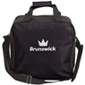 Brunswick T-Zone Single Tote Bowling Bag- Black