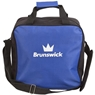Brunswick T-Zone Single Tote Bowling Bag- Blue