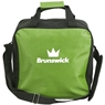 Brunswick T-Zone Single Tote Bowling Bag- Lime