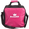 Brunswick T-Zone Single Tote Bowling Bag- Pink