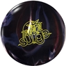 Storm Tropical Surge PRE-DRILLLED Bowling Ball- Carbon/Chrome