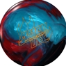 Storm Match Up Pearl PRE-DRILLED Bowling Ball- Black/Red/Blue