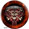 Anne Stokes Hell Rider Bowling Ball