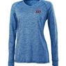 Columbia 300 Ladies Electrify 2.0 V-Neck Long Sleeve Shirt
