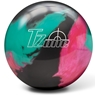 Brunswick T-Zone Glow PRE-DRILLED Bowling Ball- Razzle Dazzle