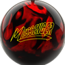 Columbia 300 Messenger Bowling Ball - Red/Black