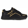 Dexter Mens Bud Black/Gold Bowling Shoes