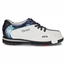 Dexter Womens SST 8 Pro White/Crackle/Black Wide Width Bowling Shoes
