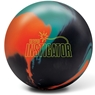 DV8 Instigator Bowling Ball- Orange/Teal/Black