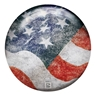 Brunswick Stars and Stripes Bowling Ball - Red/White/Blue