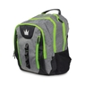 Brunswick Touring Backpack - Grey/Lime