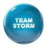 Storm Clear Storm Bowling Ball - Electric Blue