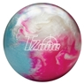 Brunswick T-Zone Frozen Bliss Bowling Ball- Pink/Ice Blue/White