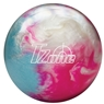 Brunswick T-Zone Frozen Bliss PRE-DRILLED Bowling Ball- Pink/Ice Blue/WhitE