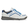 Dexter Mens Bud Bowling Shoes - White/Blue