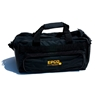 Double Zipper Soft Pack Bowling Bag- Black