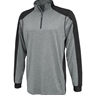 Pennant Sportswear Carbon Warm Up 1/4 Zip Pullover