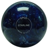 Candlepin Starline Bowling Ball- Blue Pearl