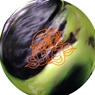 Storm Tropical Surge PRE-DRILLED Bowling Ball - Yellow/Black